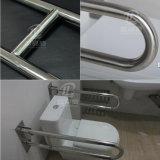 Gru a benna in su-Piegante Bars&Handrails della toletta dell'acciaio inossidabile 304
