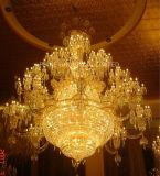Phine extravagantes Kristalllandhaus-hängende Lampe