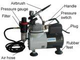 Самое лучшее продавая оборудование Airbrush продуктов Af18-2 2016 с вентилятором
