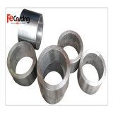 OEM che lavora l'alluminio alla macchina inossidabile dell'acciaio legato