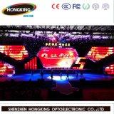 Alta pared a todo color de interior del vídeo de Refeesh P4.81 LED