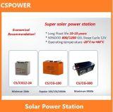 Batteria profonda del AGM del ciclo di Cspower 12V90ah per l'indicatore luminoso di via, fornitore della Cina