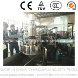 Zhangjiagang-überschüssiger Plastik, der Pelletisierung-System für Abfall gedruckten BOPP Film aufbereitet