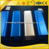 Aluminiumstrangpresßling-elektronisches Gehäuse mit Puder-Beschichtung
