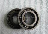 Rodamiento de bolas híbrida de la cerámica que lleva 6201, 6202, 6203, 6205, 6206zz/2RS