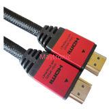 이더네트 HDMI 케이블을%s 가진 V1.4 1080P 고속
