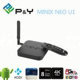 Spätester Preis 2016! Leistungsfähiger ursprünglicher Minix NeoU1 NeoA2 Lite androider Fernsehapparat-Kasten ultra HD Xbmc