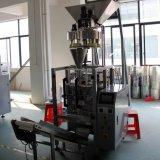 Vertikaler Körnchen-Quetschkissen-automatischer Eibisch-Verpackmaschine