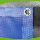 Drapeau polychrome de PVC de tissu de maille venteuse extérieure de bandeau publicitaire