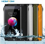 "Homtom Ht20 PRO 4.7 "" IP68 Waterproof a cor esperta da laranja do telefone 3GB/32GB da impressão digital Shockproof Dustproof do Android 6.0"