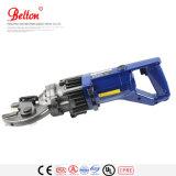 La barra d'acciaio idraulica elettrica della taglierina professionista della barra del fornitore Be-HRC-20 di sorgente tosa la nuova taglierina del tondo per cemento armato di circostanza