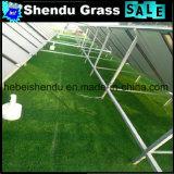 8800dtex単繊維のPEの販売の人工的な草の泥炭