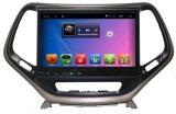 De androïde Navigatie van de Auto van het Systeem voor Jeep Cherokee 2016 met Auto DVD en de Video van de Auto