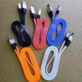 Linha lisa linha cobrando dos macarronetes do USB da cor para (LK)