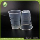 [15وز]/[450مل] عالة قابل للتفسّخ حيويّا [بّ] فناجين بلاستيكيّة مستهلكة مع أغطية وأتبان