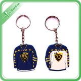 PVC su ordinazione Keychain di disegno promozionale mini