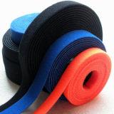 Nylonhaken-und Schleifen-Kabelbinder-Rolle