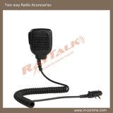 Micrófono alejado resistente del altavoz del hombro para la radio de dos vías