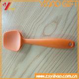Los alimentos de color personalizada de gama de cocina y utensilios de cocina de silicona Cuchara