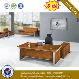 Forniture di ufficio di legno L scrittorio esecutivo di figura (HX-ND167)