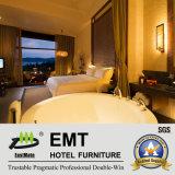 Mobília acolhedor moderna do quarto do hotel ajustada (EMT-HTB08-1)