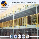 Mezzanine et plate-forme lourdes d'étage de nova