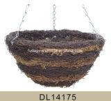 Züchter-auserwählter runder hängender Pflanzer