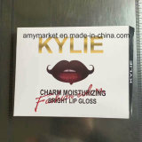 Kylie Fashion Color Charm Hydratant Bright Lip Gloss Kit 12 Color / Set Wonderful Cosmetic Lipgloss