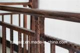 Balaustra d'acciaio galvanizzata decorativa di alta qualità 22 del balcone della lega di Haohan Alluminum