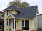 차고 창조적인 강철 조립식 집을%s 가진 미국 작풍 집