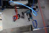 Macchina automatica di taglio e di bobina delle tessiture della cinghia del sacchetto