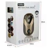 720pホームセキュリティーのWiFiのドアベルIPのカメラ