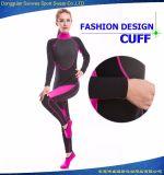 Wetsuit surfant élastique flexible sexy de matériel de plongée du femme du néoprène