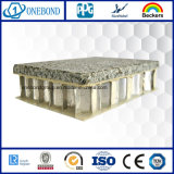 클래딩을%s 섬유유리 돌 벌집 위원회에 있는 건축재료
