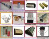 304, acero inoxidable 316 redondo / tubo cuadrado para la decoración