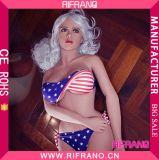 Mollig Meisje met Doll van het Geslacht van Voeten Jong Dame Big Ass Sexy Artificial Vagina voor Mensen