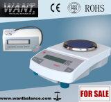 o balanço de precisão sensível com Ce, ISO de 2000g 0.01g, RoHS, C-Tiquetaqueia