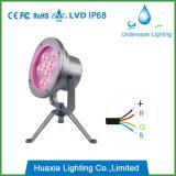 Indicatore luminoso subacqueo di alto potere LED di DC24V 27watt