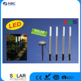 Solar Bubble Garden Light, lampe solaire, Changing Color China Supplier