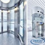 Лифт стеклянной домашней коммерчески виллы пассажира селитебный