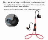 De Waterdichte Ingebouwde Oortelefoon met hoge weerstand van Bluetooth van de Sport van de Microfoon