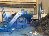 Imprensa de ladrilhagem de aço hidráulica do resíduo do cromo do ferro