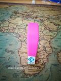 A identificação impermeável lasca braceletes do silicone do Wristband de Lf/Hf/UHF RFID