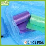 Sacos de lixo do cilindro, produto do animal de estimação