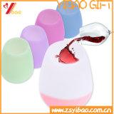 Чашка силикона горячего сбывания качества еды складная/резиновый вина (XY-SC-002)