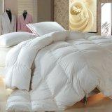 233tc impermeabilizam para baixo a tela e o Comforter branco do pato de 75% para baixo