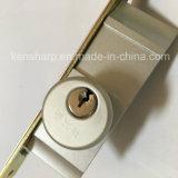 Cylindre de verrouillage de porte métallique de fixation 81054-A1 pour clé informatique