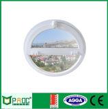 Singola finestra circolare di alluminio di vetro con il certificato del CE