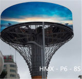 P6 Outdoor & Indoor Full Color LED Display / LED scherm