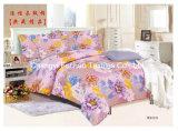 印刷されたパターン多王のFitted Bedspread Patchwork Beddingセット